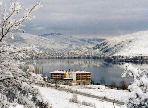 Hotel Tsamis - Καστοριά Σύστημα Κλιματισμού Με Νερό