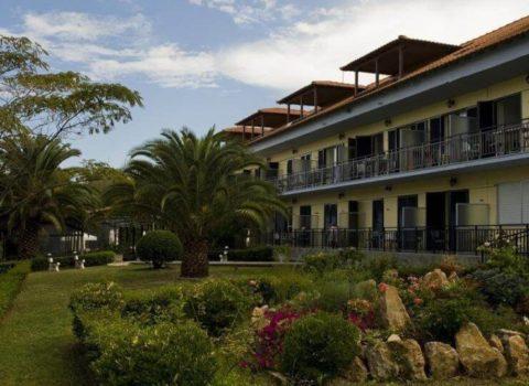 Hotel Vlassis - Λάρισα Σύστημα Κλιματισμού Με Νερό